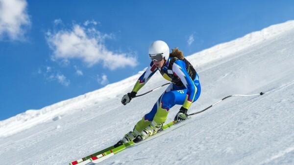 esquí alpino - campeón olímpico