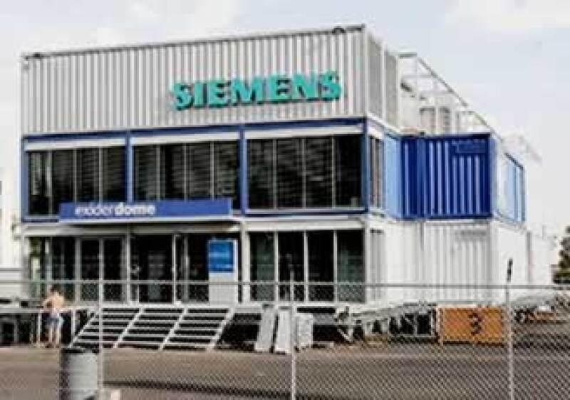 La empresa alemana planea incrementar el porcentaje de manufacturas mexicanas en sus productos de 40% a 65% (Foto: Siemens)