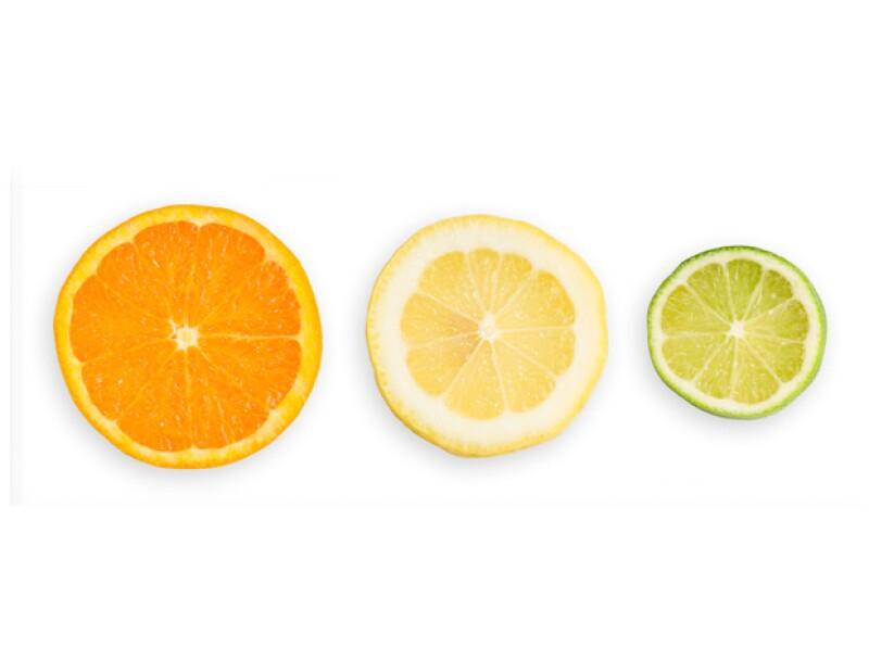 Naranja, mandarina, ¡tú eliges!
