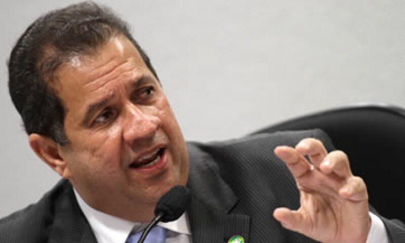 Carlos Lupi (foto) será reemplazado por Paulo Roberto dos Santos Pinto, actualmente secretario ejecutivo del Ministerio de Trabajo. (Foto: AP)