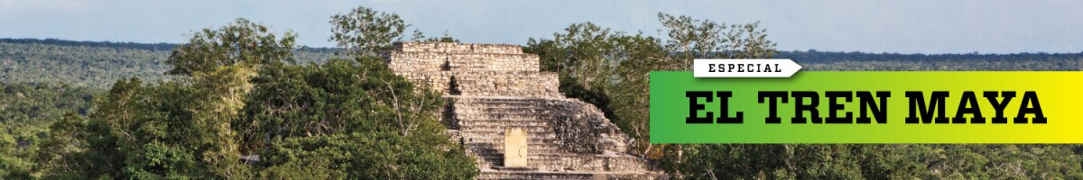 El tren maya / header desktop Obras