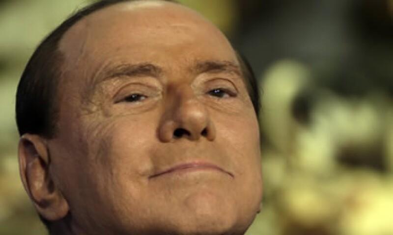Berlusconi tacó la política de austeridad de Monti. (Foto: AP)