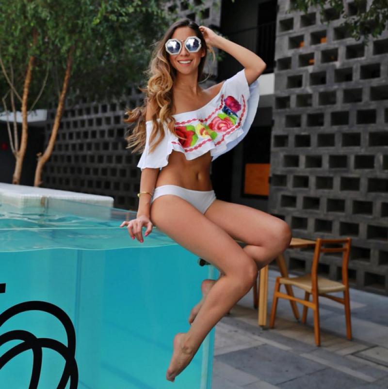 48ebff487 Fer Espíritu luciendo uno de los trajes favoritos (Instagram)