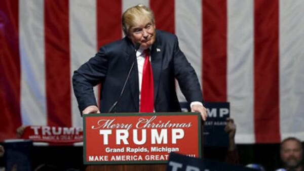 El aspirante republicano a la presidencia ha provocado que muchos latinos se registren como votantes para 2016, ya que no quieren que llegue a la Casa Blanca. (Foto: Reuters)