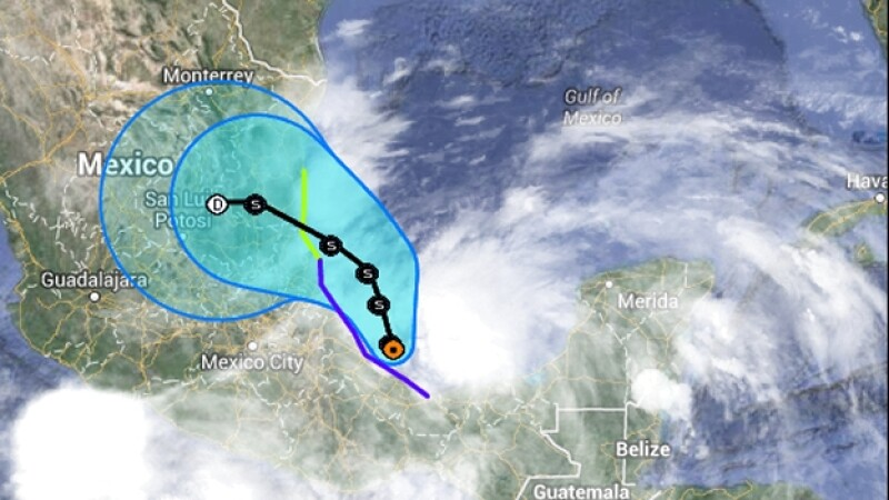 Ingrid tormenta tropical