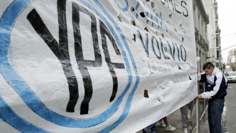 simpatizanes de argentina contra ypf