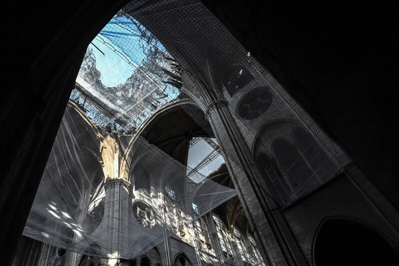 Notre Dame obras