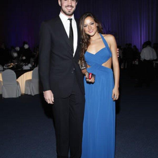 Pablo y Renata Bernot