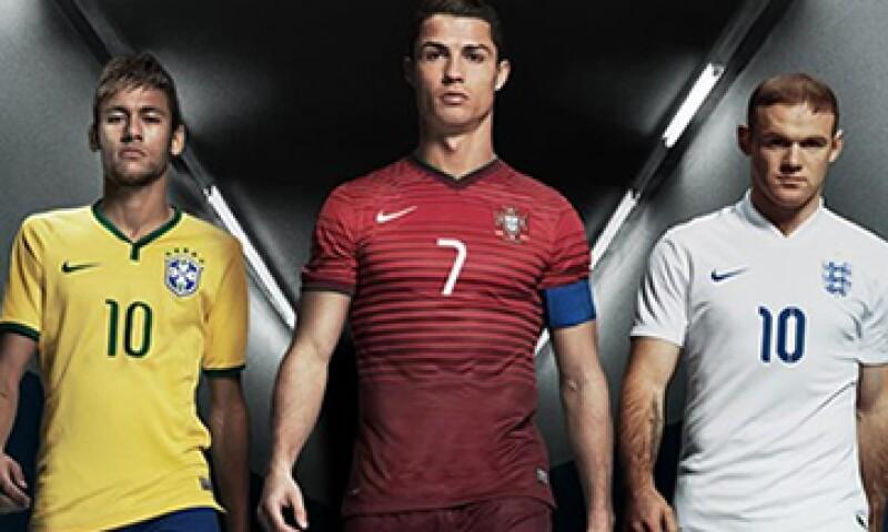 El video de Nike sobre la Copa Mundial fue uno de los más populares de 2014. (Foto: tomada de Facebook/NikeFutbol )