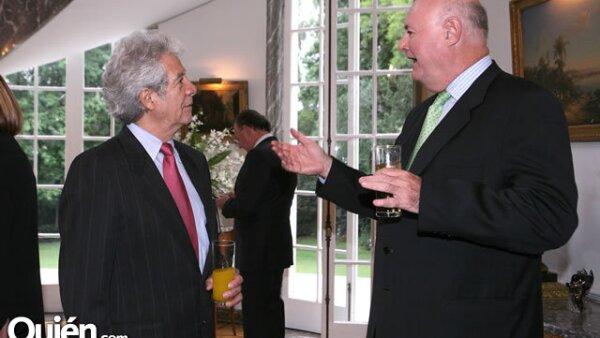 Sergio Hernández,Gerald Martín