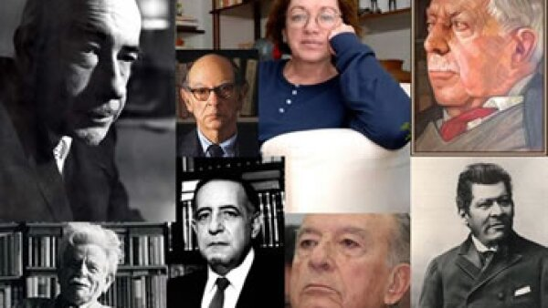 Algunos autores que los académicos recomiendan a los políticos. (Foto: Cortesía ADN Político)