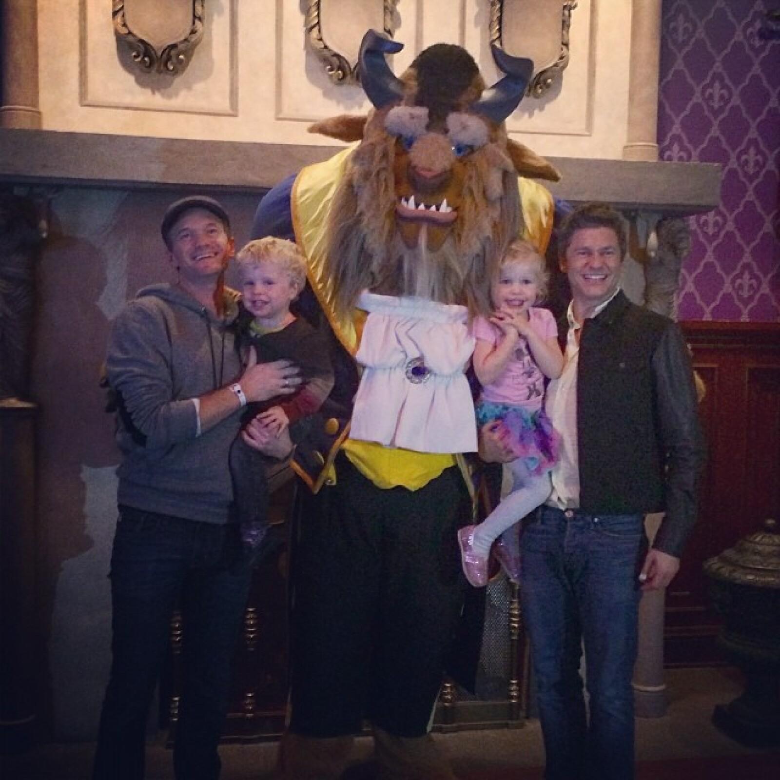 Neil y su esposo David Burtka le dan a sus hijos una infancia de ensueño.