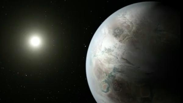 El telescopio Kepler permite encontrar un nuevo exoplaneta