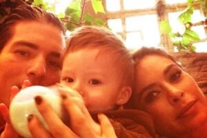Fernando y Galilea se casaron en marzo del 2011.