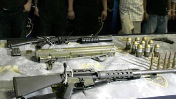La herencia del PAN es una situación social muy complicada con la guerra contra el narcotráfico. (Foto: Reuters)