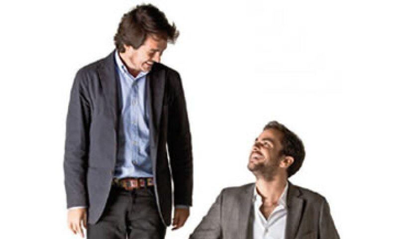 Alejandro Maza y Alberto Tawil fundaron OPI en 2011. (Foto: Jesús Almazán / Revista Expansión)