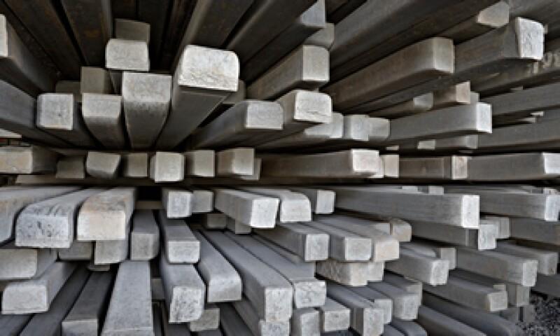 Empresas de Estados Unidos se quejaron de que las importaciones baratas y subsidiadas de barras de acero se duplicaron entre 2010 y 2012.  (Foto: iStock by Getty Images)