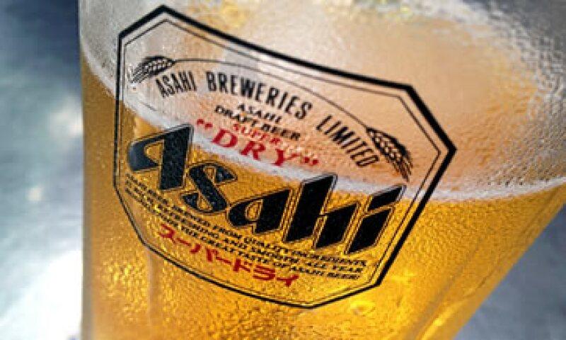 Asahi también está buscando crecer fuera de su país. (Foto: Reuters)
