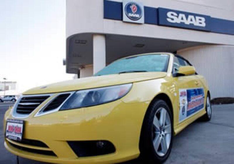 General Motors se alista para desaparecer a su marca de autos Saab. (Foto: AP)