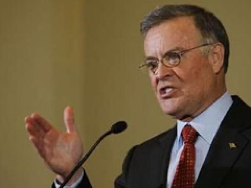Kenneth Lewis, presidente de Bank of America, confía en la recuperación financiera de la entidad. (Foto: Reuters)