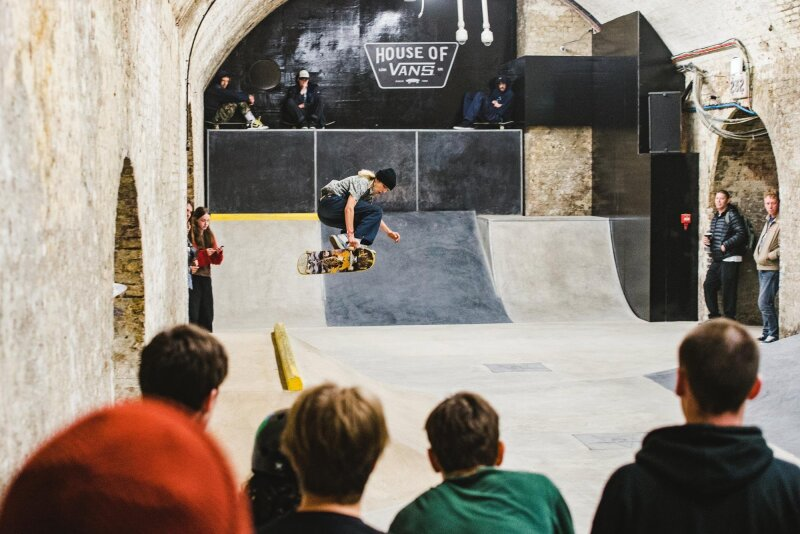 House of Vans Londres