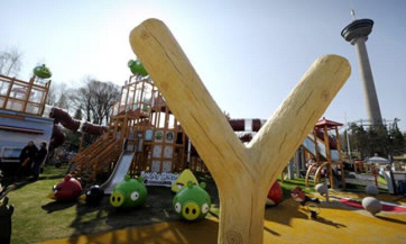 Finlandia se ha convertido algo así como un centro de prueba inicial para productos Angry Birds. (Foto: AP)