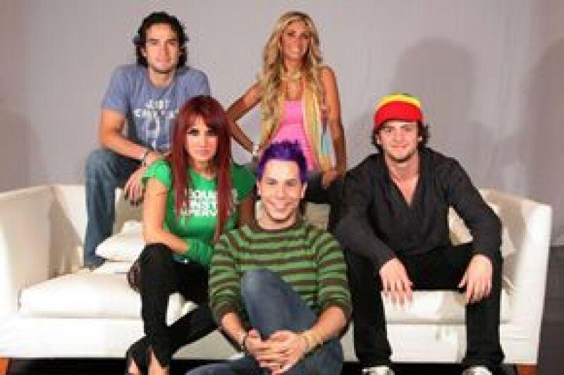 Los integrantes recibieron el reconocimiento por el video de la canción Inalcanzable.