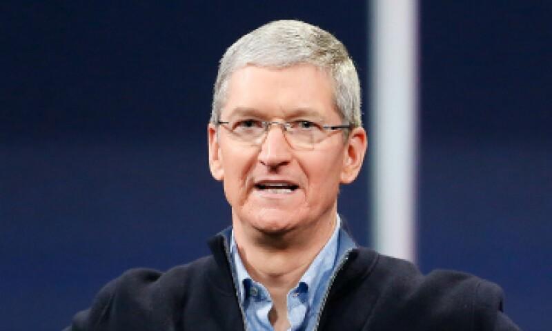El director ejecutivo de Apple criticó a las compañías que negocian con datos. (Foto: Getty Images/ Archivo)