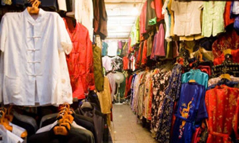 México se queja por los subsidios que China otorga a los productos textiles y del vestido. (Foto: Getty Images)