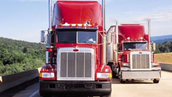 México es el único país que permitía a los camiones transportar hasta 80 toneladas. (Foto: Thinkstock)