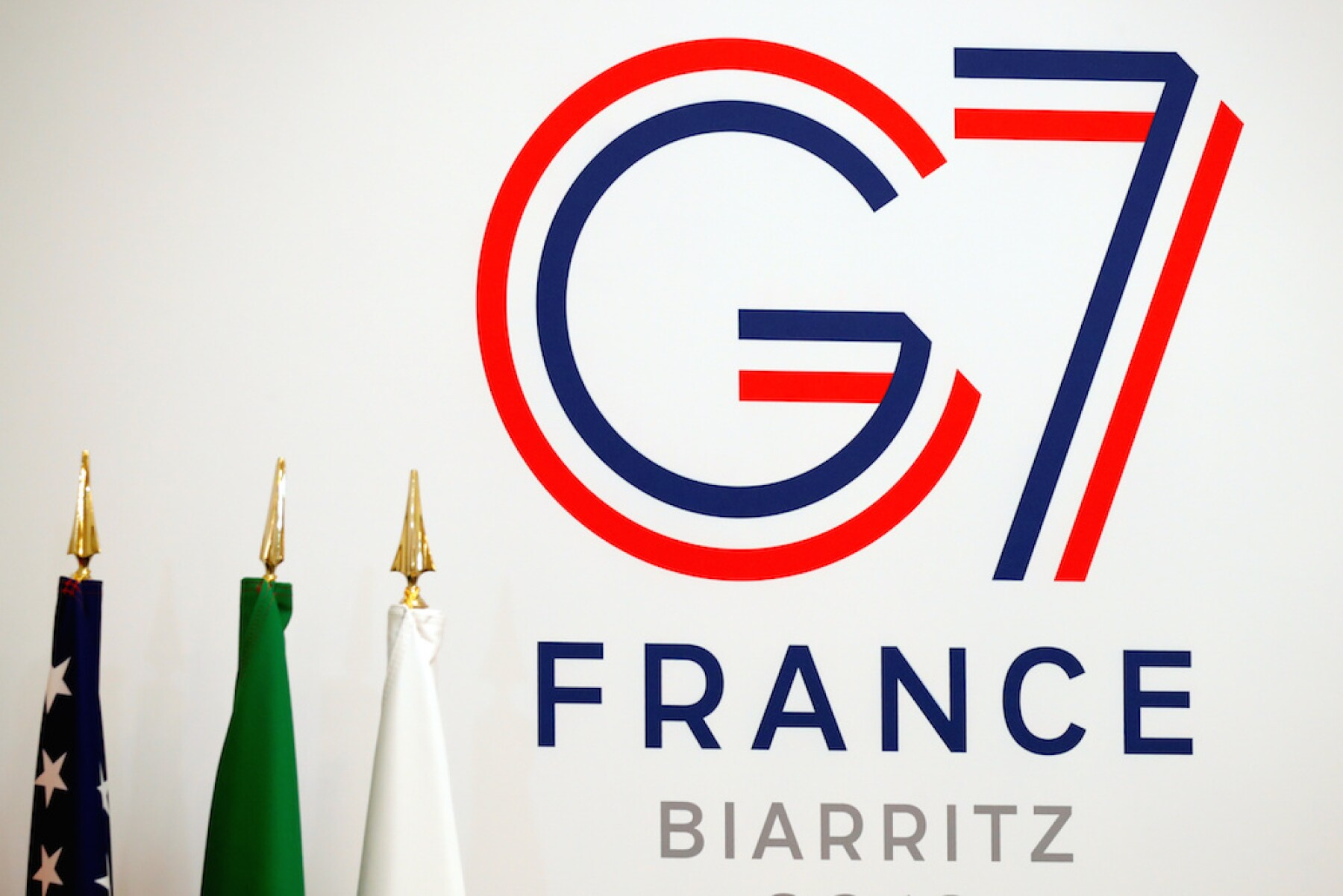 Biarritz 2019 / preparativos para el G-7 / G7