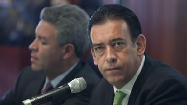 El exlíder del PRI fue investigado por blanqueo de capitales en 2012. (Foto: Cuartoscuro)