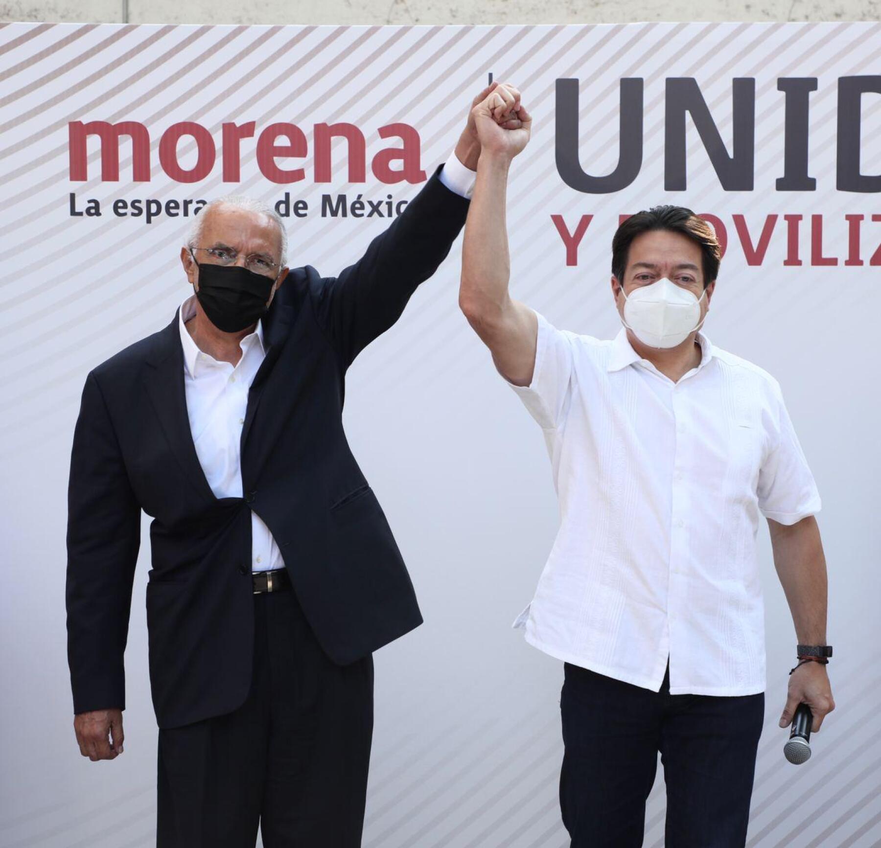 Miguel Ángel Navarro gana la encuesta de Morena para la gubernatura de  Nayarit