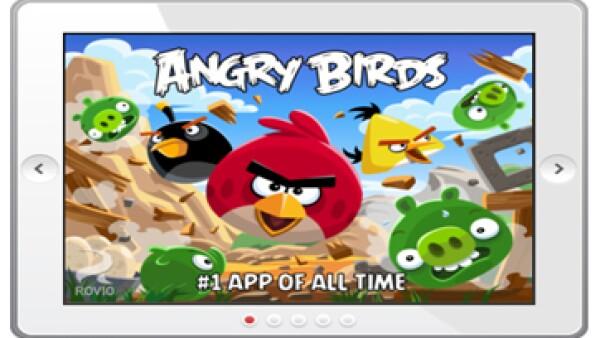 Rovio no ha tenido juegos de éxito desde el lanzamiento en 2009 de Angry Birds. (Foto: tomada de rovio.com)