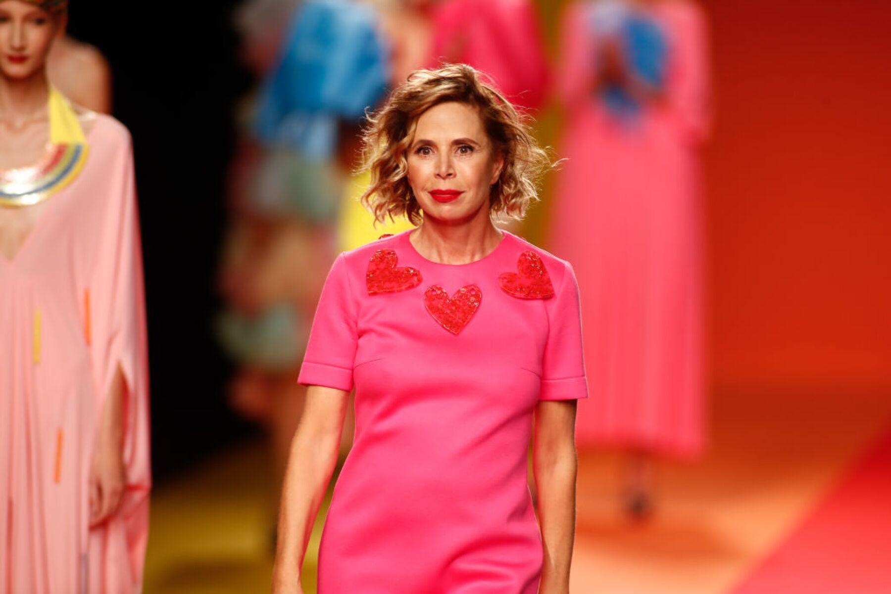 Agatha Ruiz De La Prada - Catwalk - Mercedes Benz Fashion Week Madrid Spring/Summer 2021
