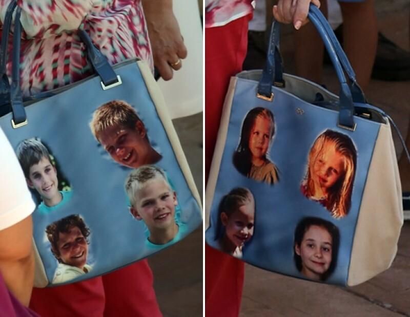 La bolsa causó gran simpatía entre los presentes.