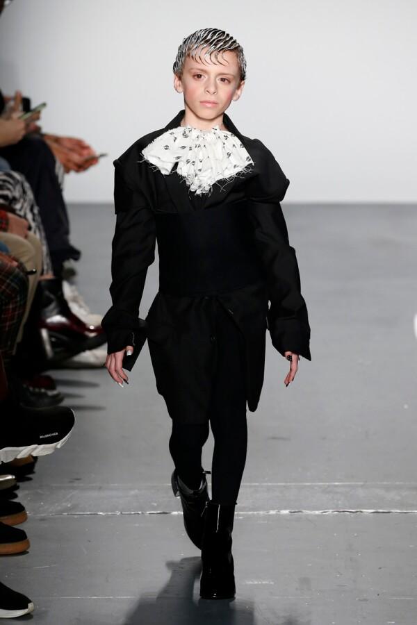 Gypsy Sport show, Runway,  Fall Winter 2018, New York Fashion Week, USA - 11 Feb 2018