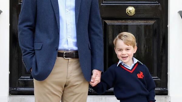 Esto aprenderá el príncipe George en el colegio Thomas's Battersea