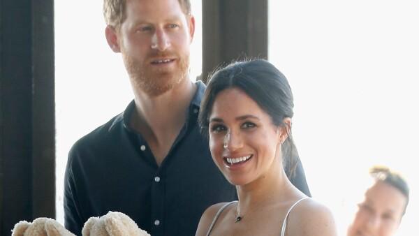 Meghan y Harry ya tienen niñera para su bebé