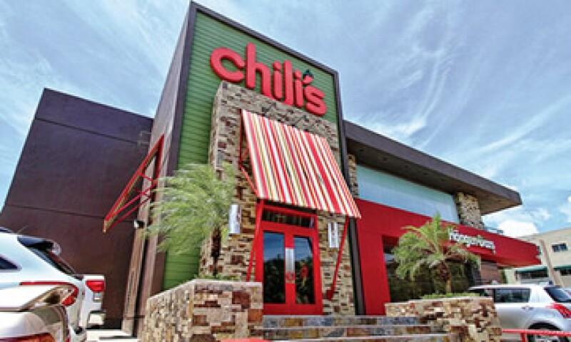 La operadora de Chili's, CMR, aumentó 7% sus ventas en 2014. (Foto: Reuters)