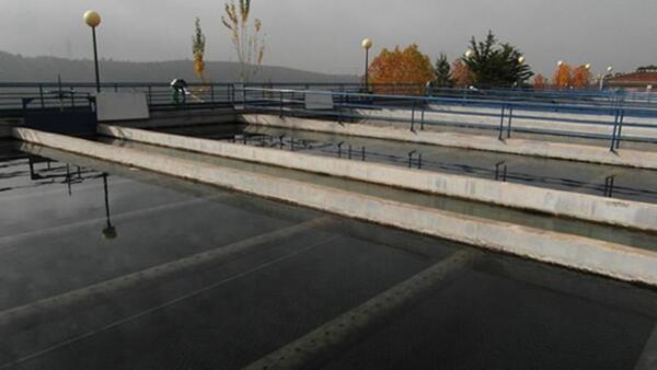 ETAP Lancha de Cenes Estaci�n de Tratamiento de Aguas Potables - EMASAGRA