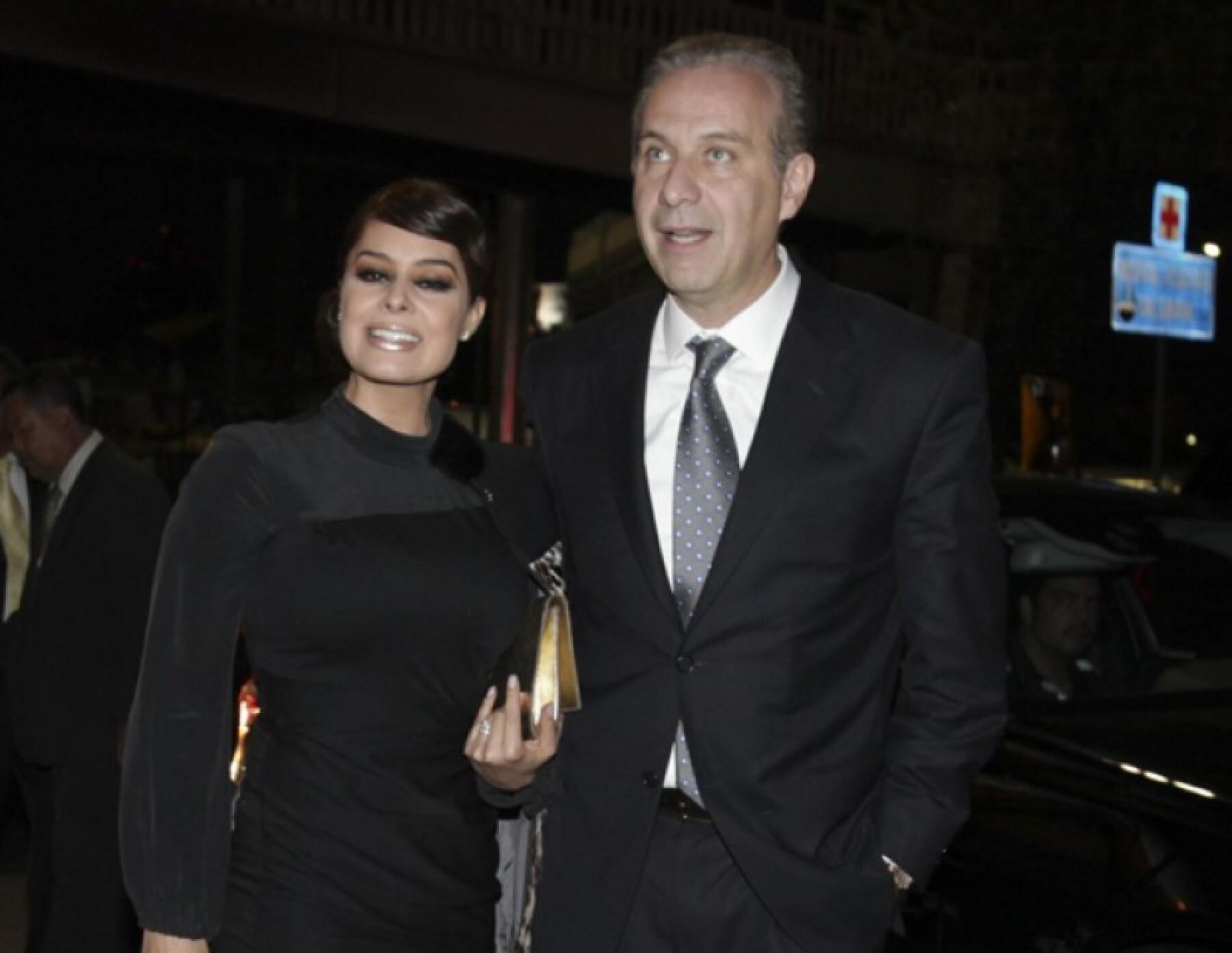 Yadhira Carillo y Juan Collado