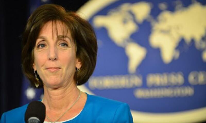 La funcionaria trabajó entre 2007 y 2010 como encargada del Departamento de Estado para asuntos del TLCAN. (Foto: Tomada de @WHAAsstSecty )