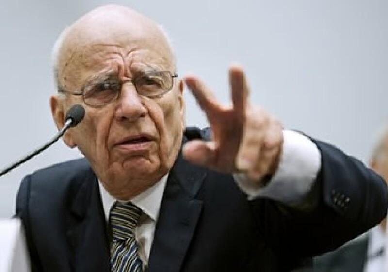 La carta contra las intenciones de Murdoch por comprar BSkyB fue firmada por medios como la BBC. (Foto: AP)