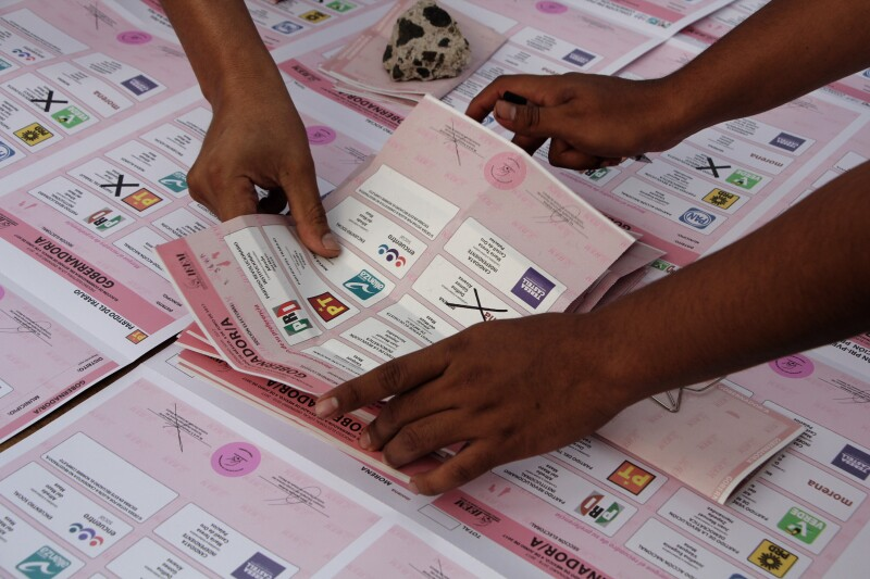 Votos bajo la lupa