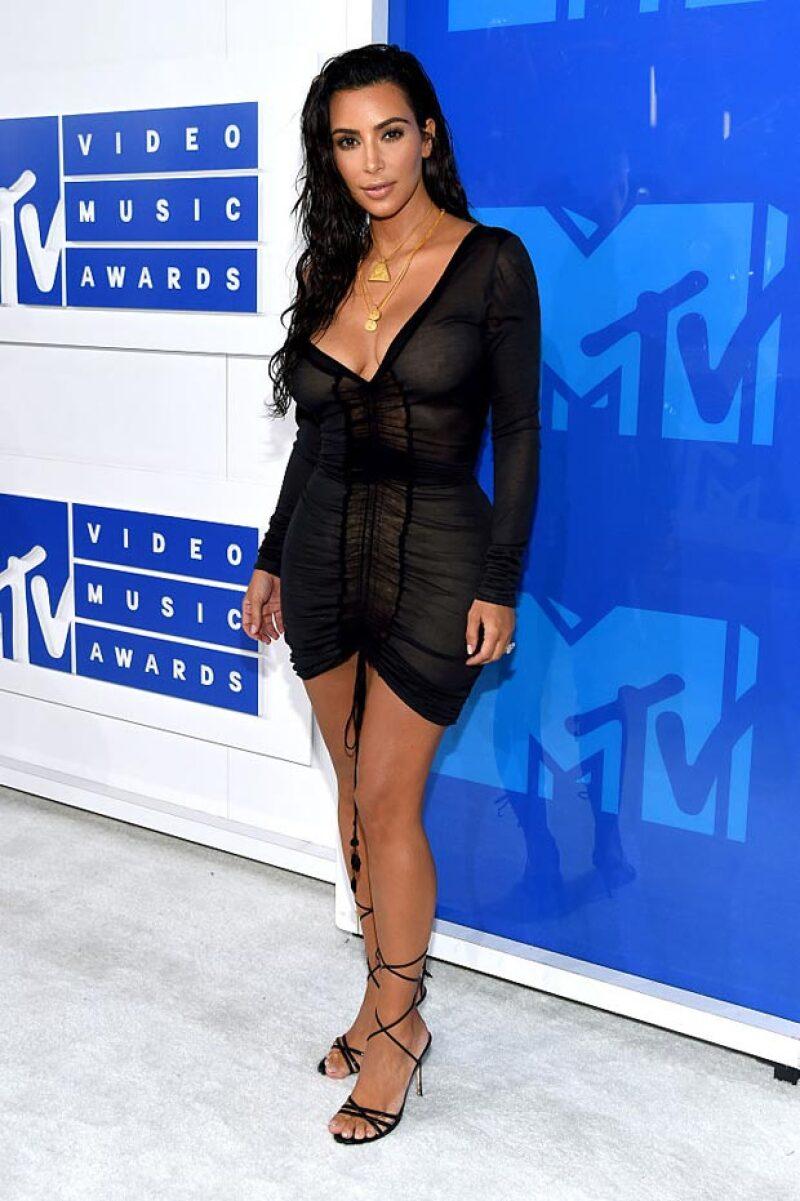 Kim podrá aguantar ser criticada todo el tiempo pero cuando se trata de sus hijos, la esposa de Kanye West no se queda callada.