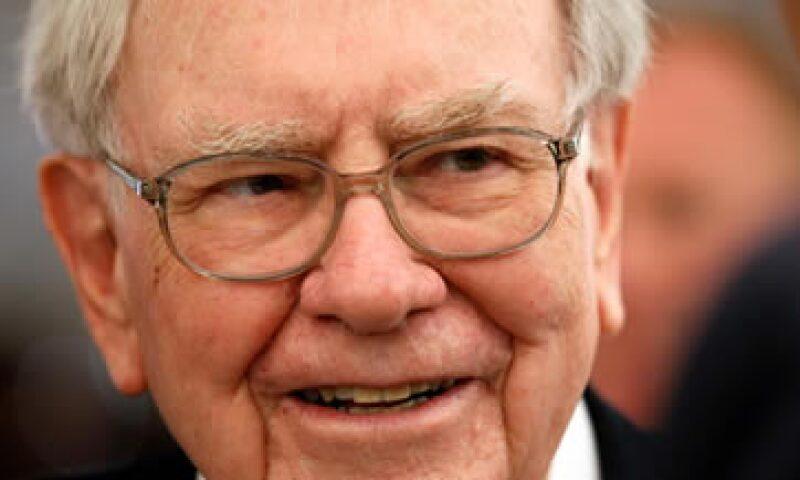 Berkshire Hathaway Inc, propiedad de Warren Buffett, tiene inversiones en más de 80 negocios. (Foto: Reuters)