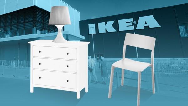 IKEA cuenta con más de 400 tiendas alrededor del mundo.