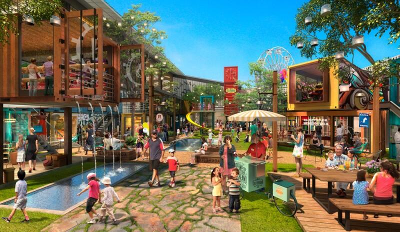 El Mall De Merida Inicia Un Boom De Parques Tematicos