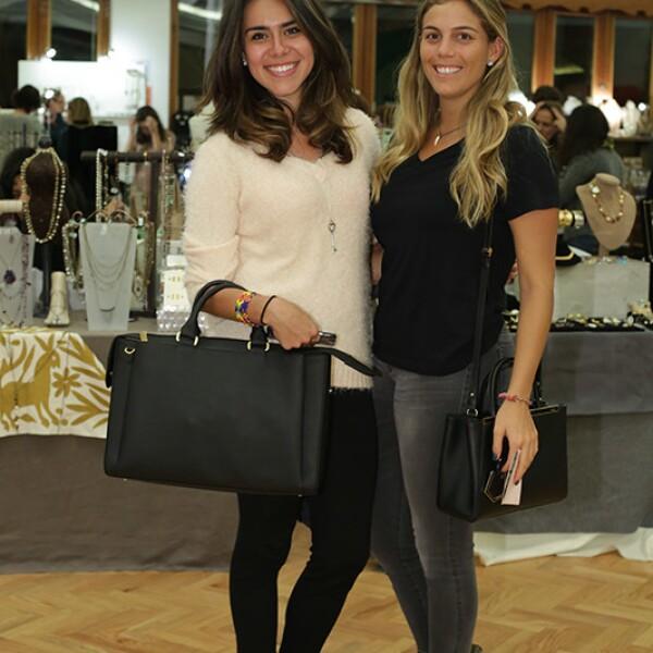 Zamara Zepeda y Tamara Peralta